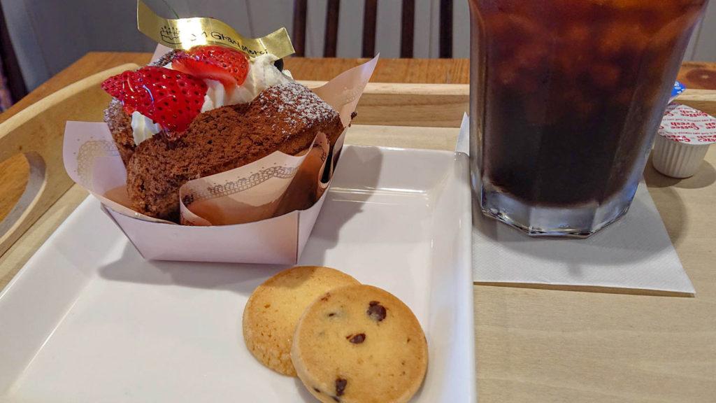 唐木田駅すぐカフェ アングランメルシー