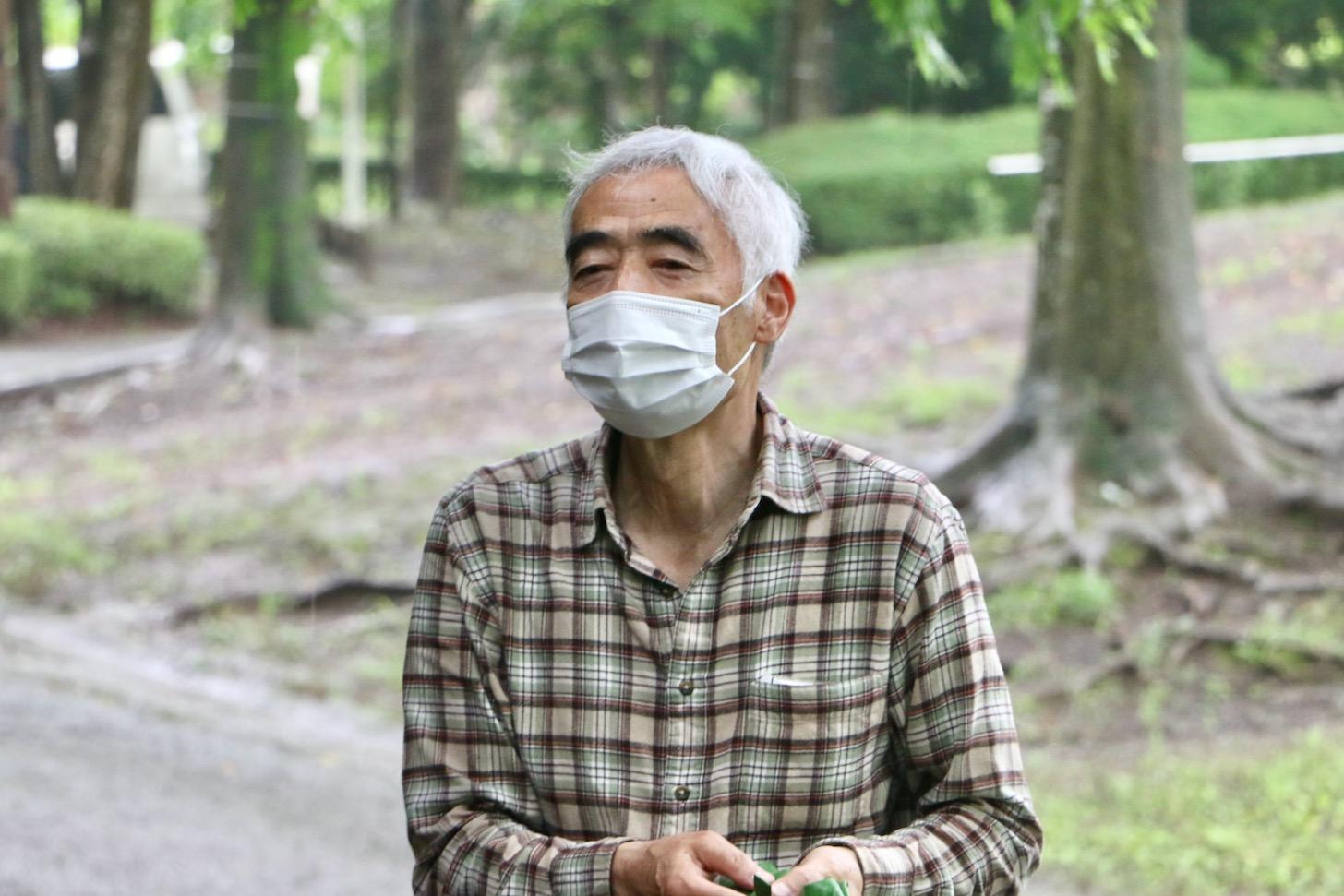 吉谷昭憲さん(昆虫研究家)